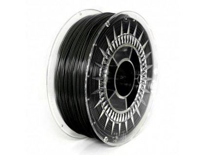 3D tlačová podporná struna HIPS, 1,75 mm, 1 kg cievka, black