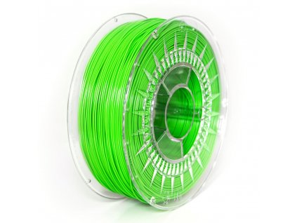 Devil Design tlačová struna, 1,75 mm, 1 kg, bright green