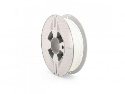 Durabio filament 1,75mm biely Verbatim 0,5kg white