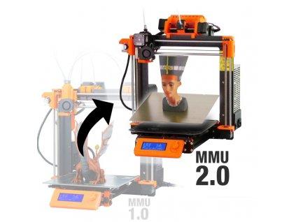 multi material upgrade z mk2 mmu na mk25smk3s mmu2s