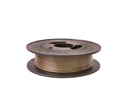 PET-G tlačová struna kávová bronzová Filament PM 1,75 mm 0,5 kg
