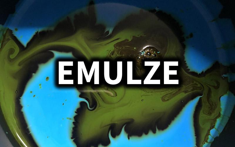 Jak na sítotisk - práce s emulzí