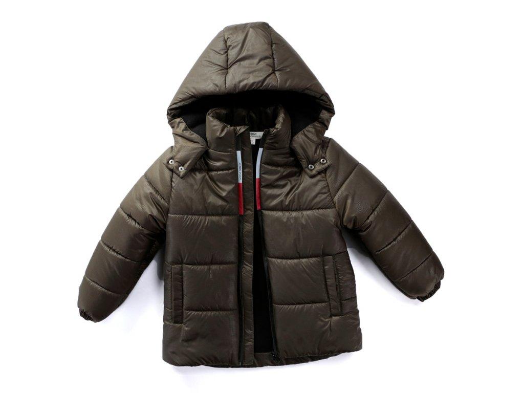 zimní bunda pro kluka
