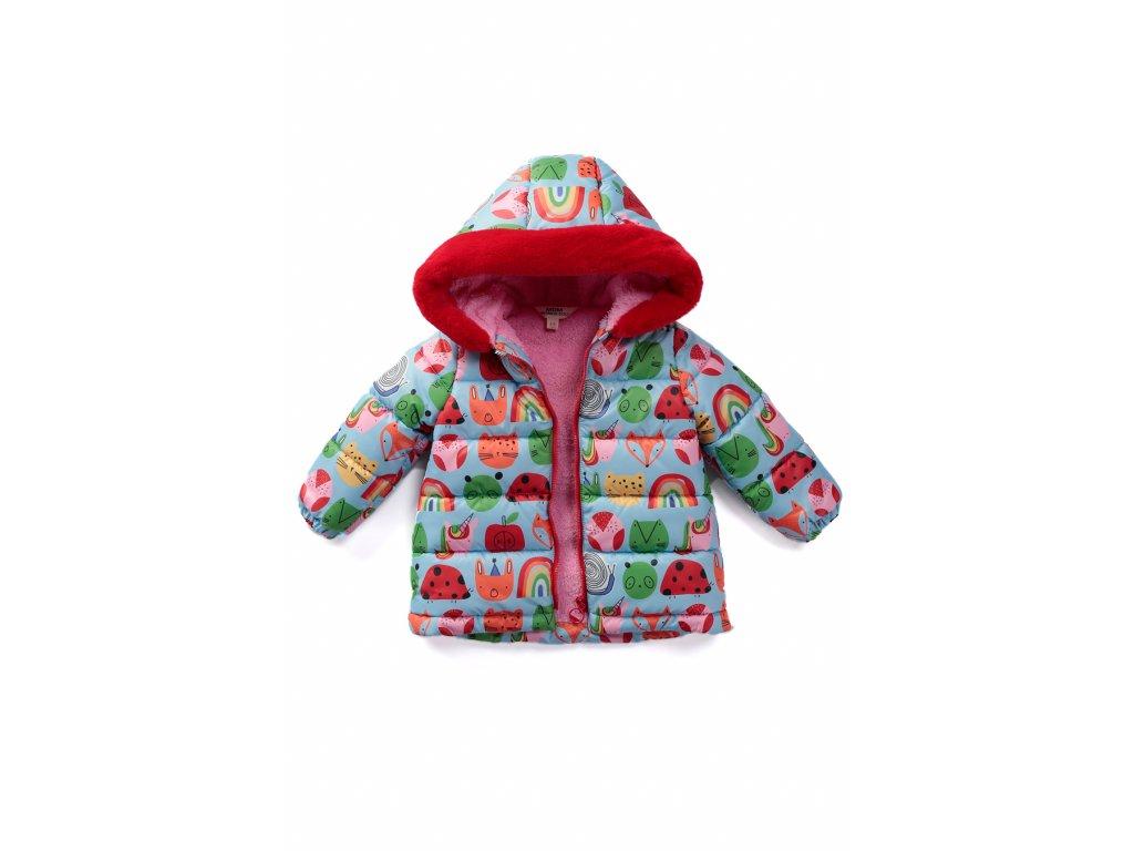 Zimní bunda kojenecká