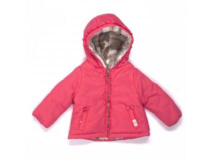 Oboustranná zimní bunda pro holku