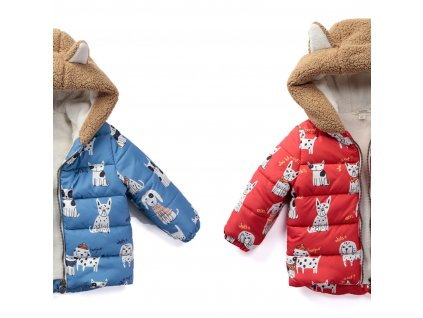 Zimní bunda haf