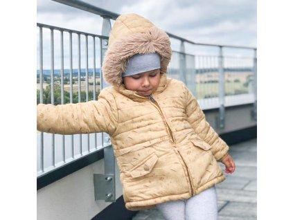 Zimní bunda pro holku