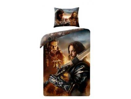 Warcraft kétoldalas ágynemûhuzat 23BL