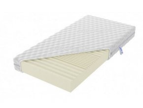 Elasztikus matrac 12 cm 90x200