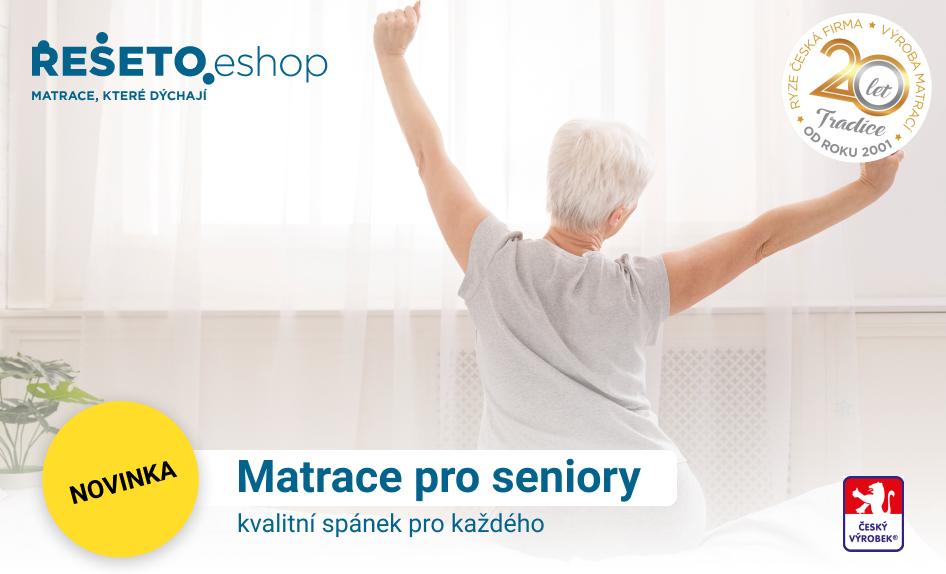 Matrace pro seniory