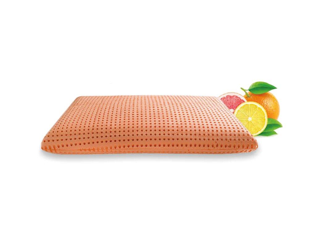 Polštář Essence - citrusová