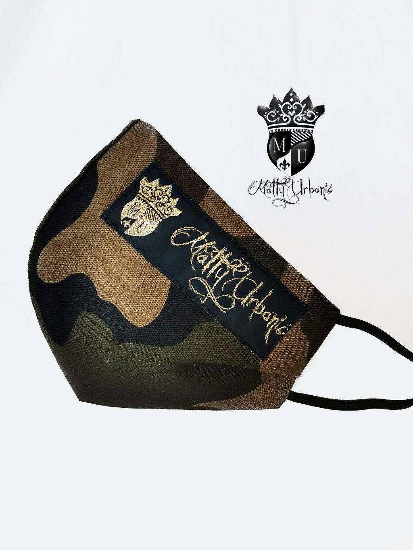 rúško ARMY s logom