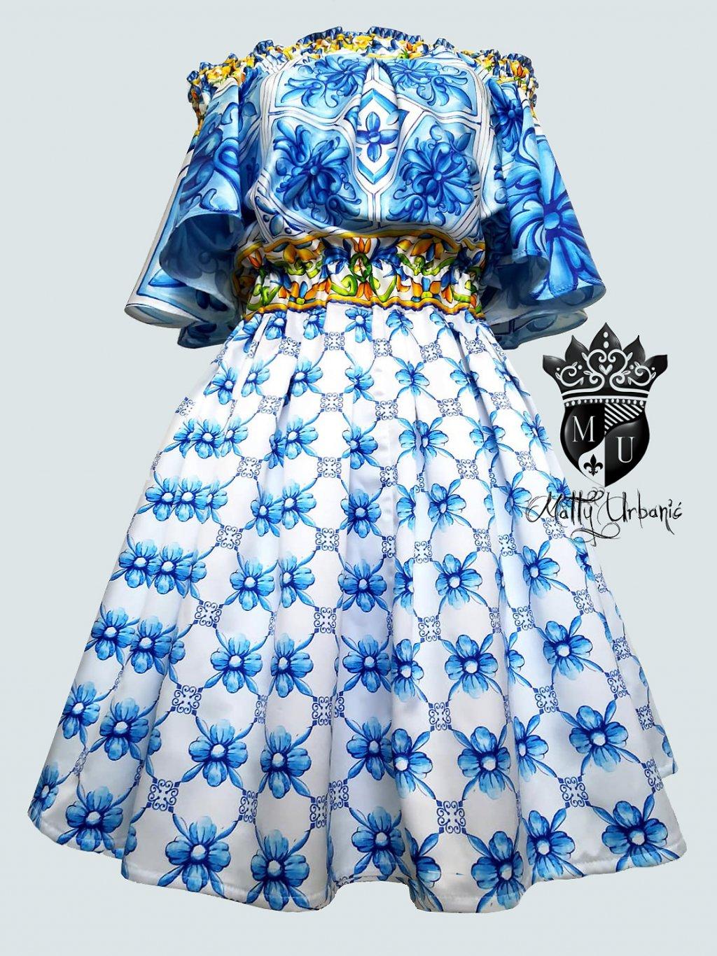 šaty Siciliano piccolo