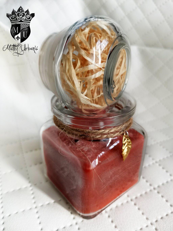 "sviečka ""ŠKORICA"" - ZĽAVA 5%"