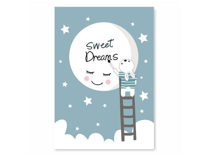 Obrazek kralicek sweetdreams
