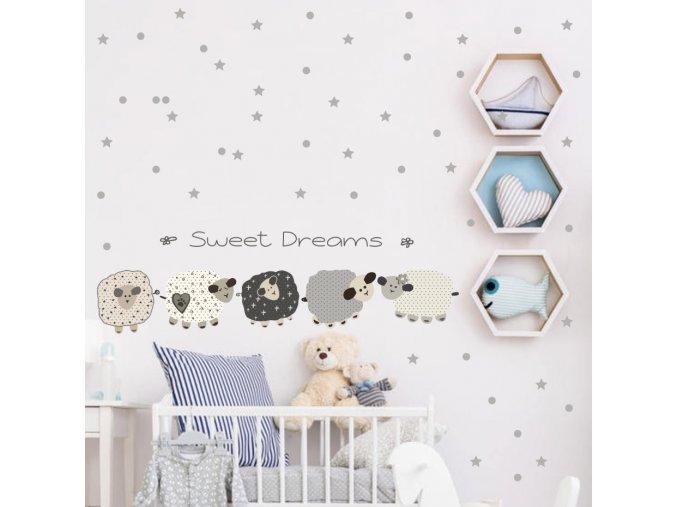 Samolepkynazed sweetdreams7