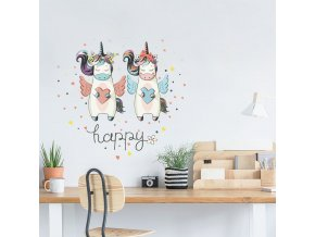 Happy jednorožci2
