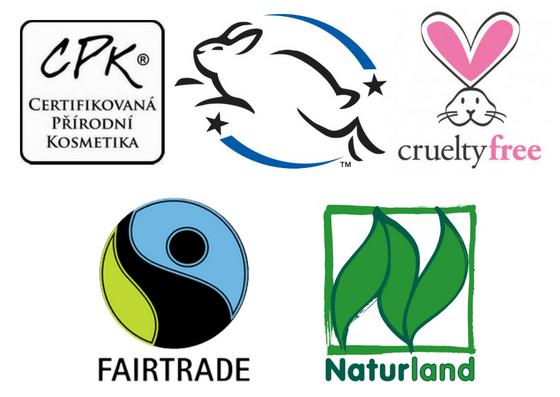 Certifikáty – jak poznat přírodní kosmetiku?