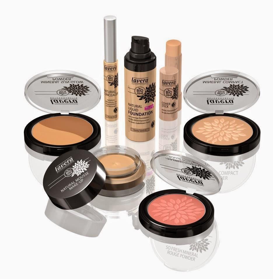 Přírodní make-upy Lavera – chemické strčí hravě do kapsy!