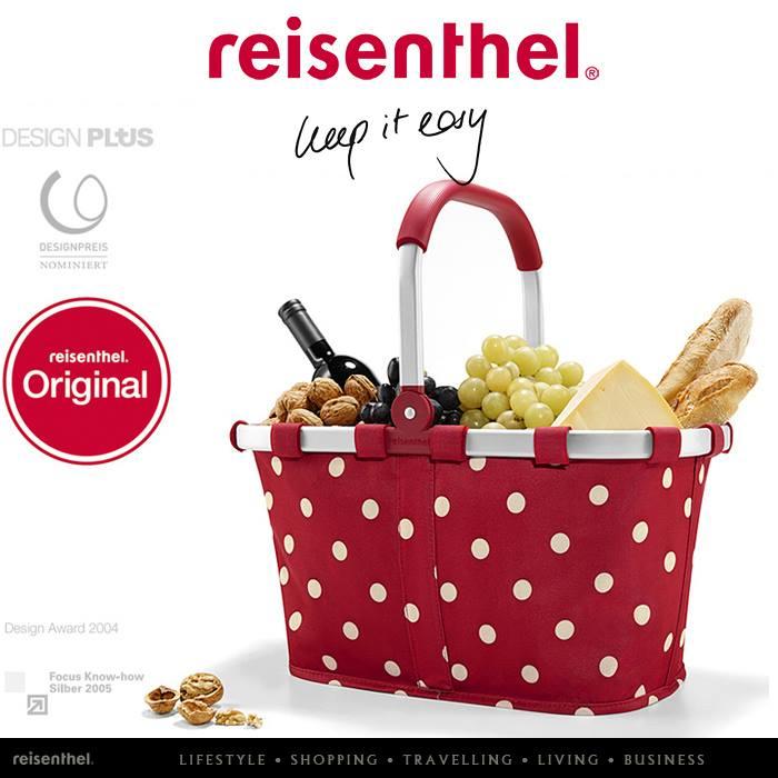 Jednoduchost a originalita, to jsou tašky Reisenthel
