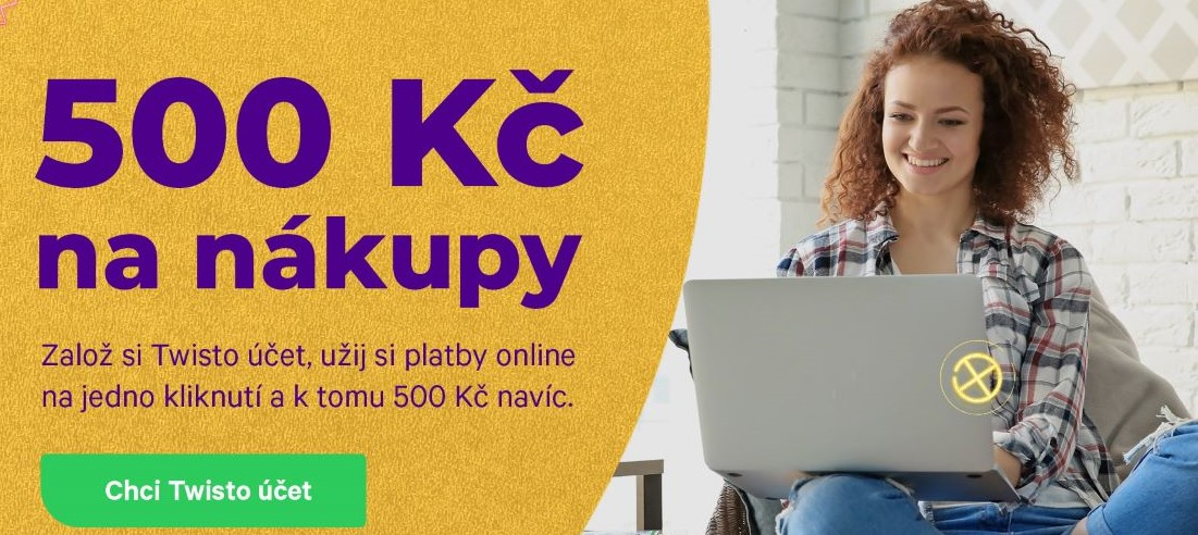 500Kč od MAUR.cz na TWISTO