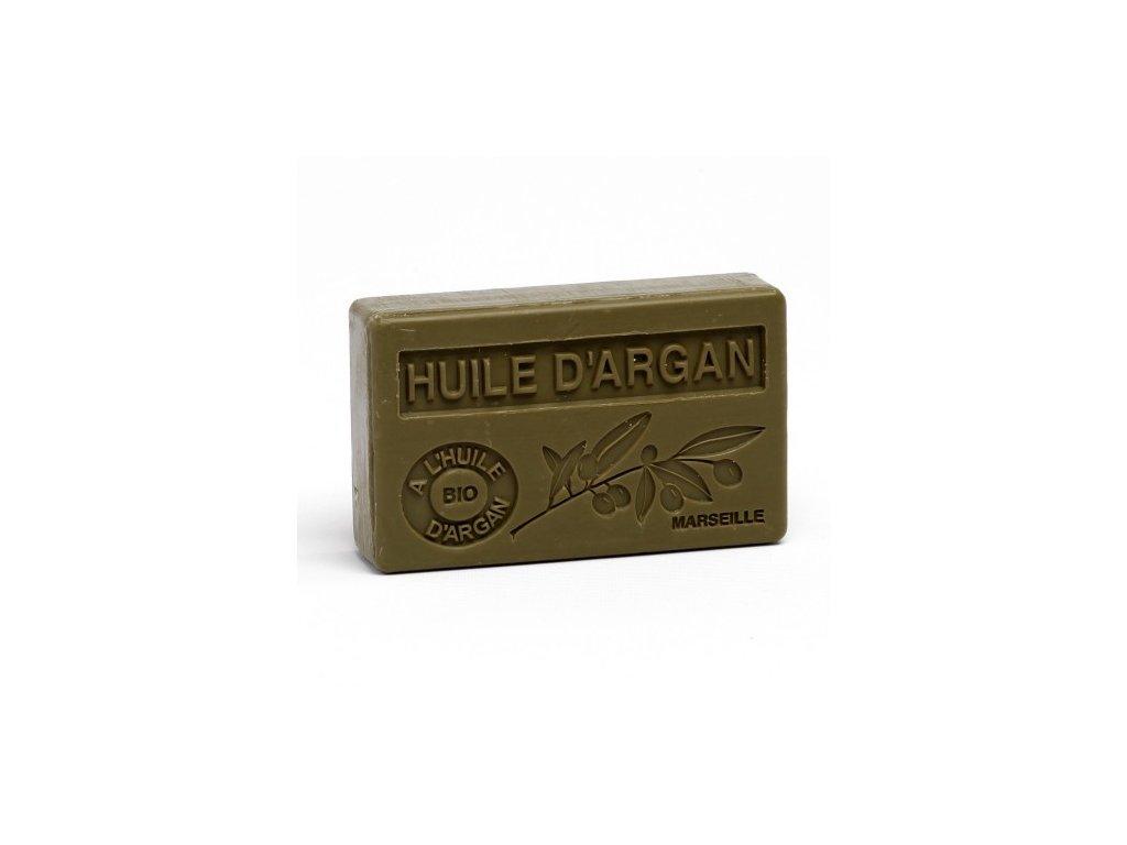 Mýdlo s bio arganovým olejem - Huile d´argan (argánie) 100g