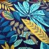Taška přes rameno - Džungle modrozelená