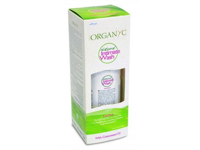 BIO Dámský gel pro intimní hygienu s heřmánkem 250ml