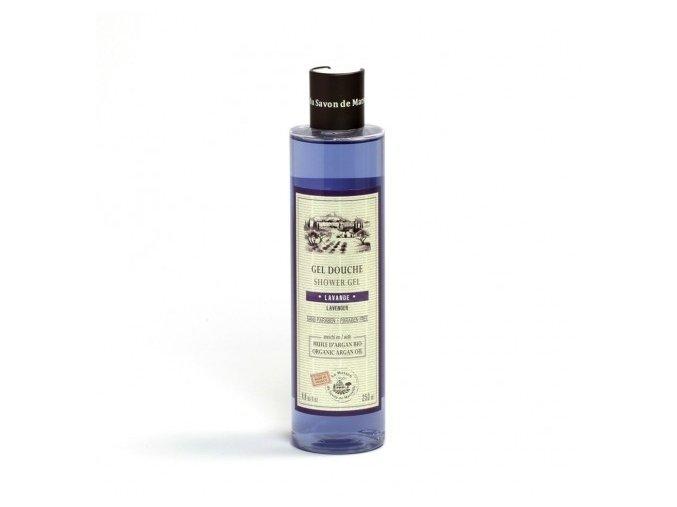 BIO Sprchový gel Lavande (levandule) 250ml