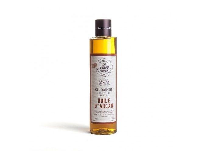 BIO Sprchový gel Huile d´argan (s argánovým olejem) 250ml