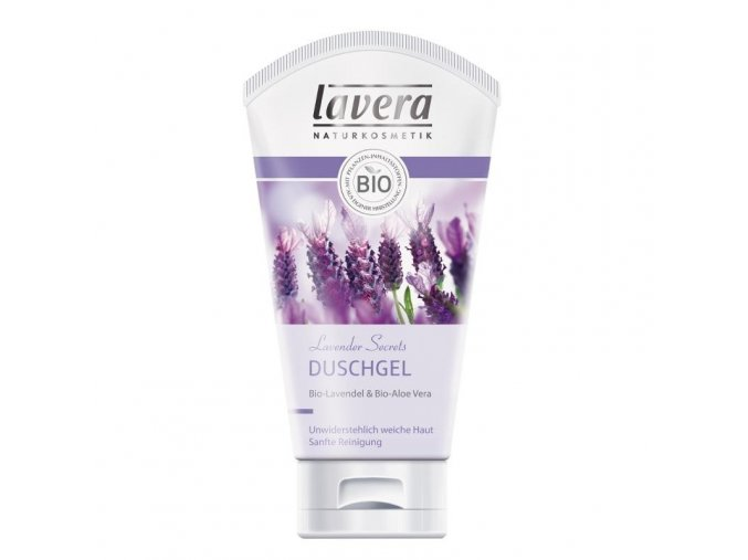 Body SPA Sprchový & Koupelový gel BIO Levandule & BIO Aloe vera 150ml