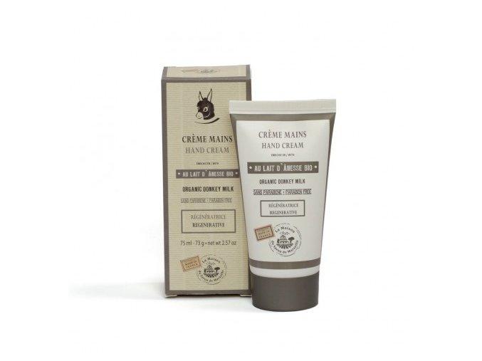 Krém na ruce - Lait d´anesse (Oslí mléko) 30ml