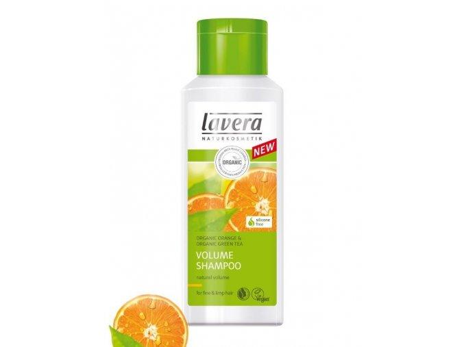 Šampon Volume pro jemné a slabé vlasy 200ml