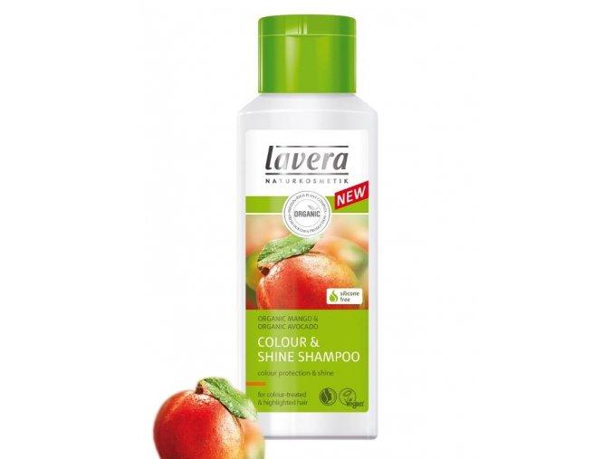 Šampon Colour & Shine pro barvené a melírované vlasy 200ml