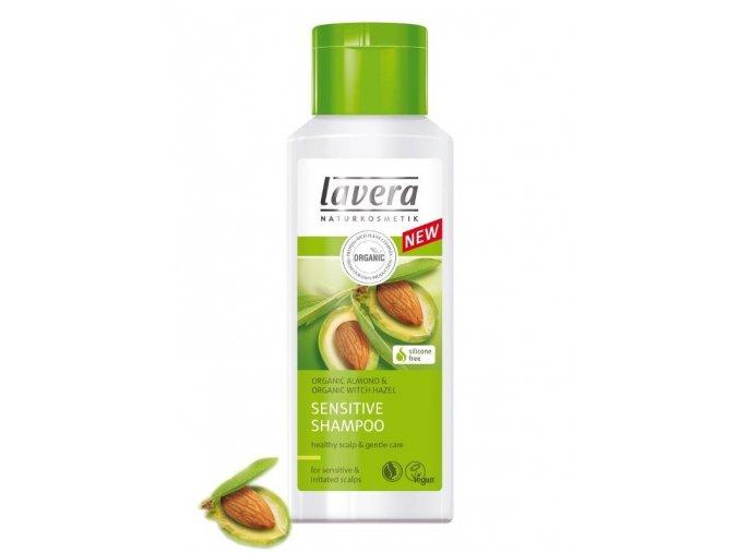 Šampon Sensitive pro citlivou a podrážděnou pokožku 200ml