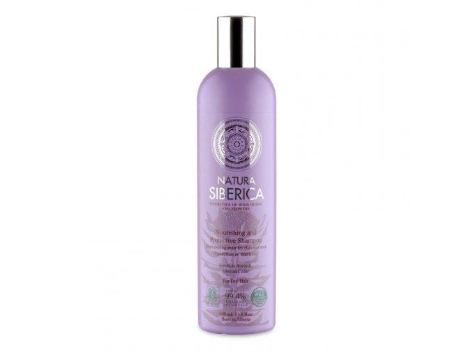 Šampon pro suché vlasy «Ochrana a výživa» 400ml