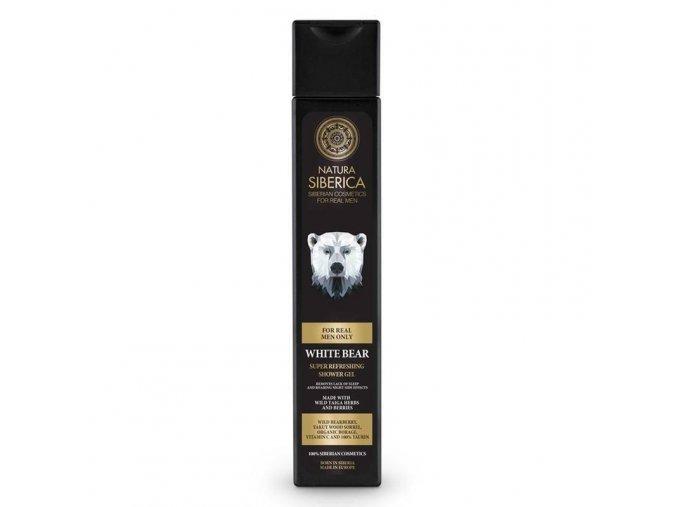 Super osvěžující sprchový gel - Lední medvěd 250ml