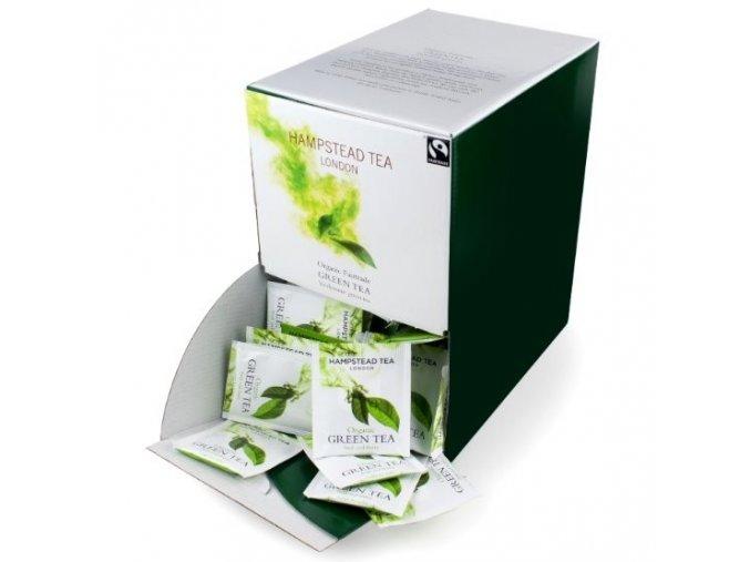 BIO zelený čaj 250ks
