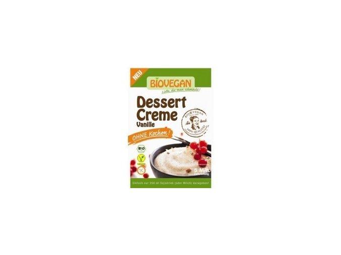 BIO Dezert krémový Vanilka bez vaření 52g