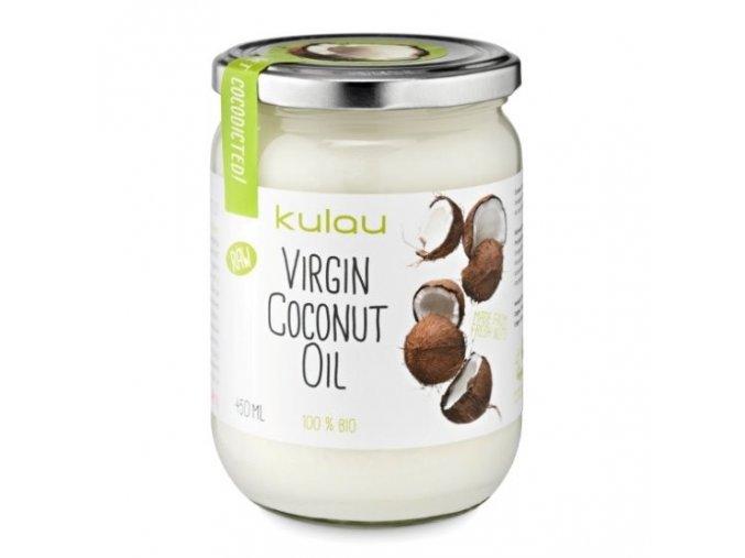 BIO RAW Panenský kokosový olej