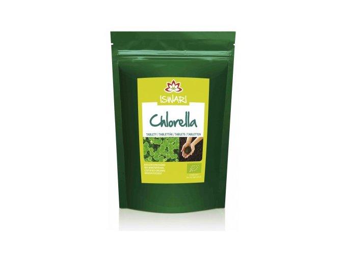 BIO Chlorella tablety 125g