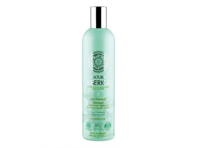 Šampon pro citlivou pokožku hlavy proti lupům 400ml