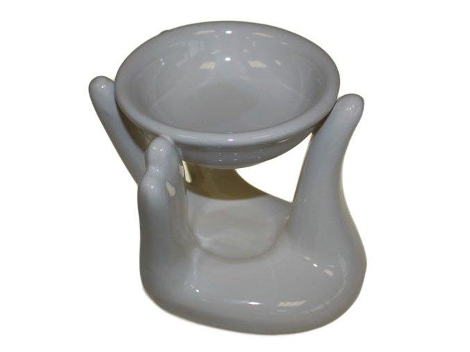 Aromalampa - ruce