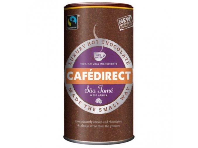 Horka cokolada Sao Tome