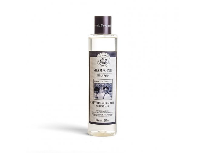 shampoing 250ml cheveux normaux mister