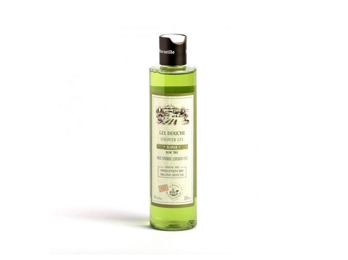Sprchový gel Olive Tree (Oliva) s arganovým olejem 250ml