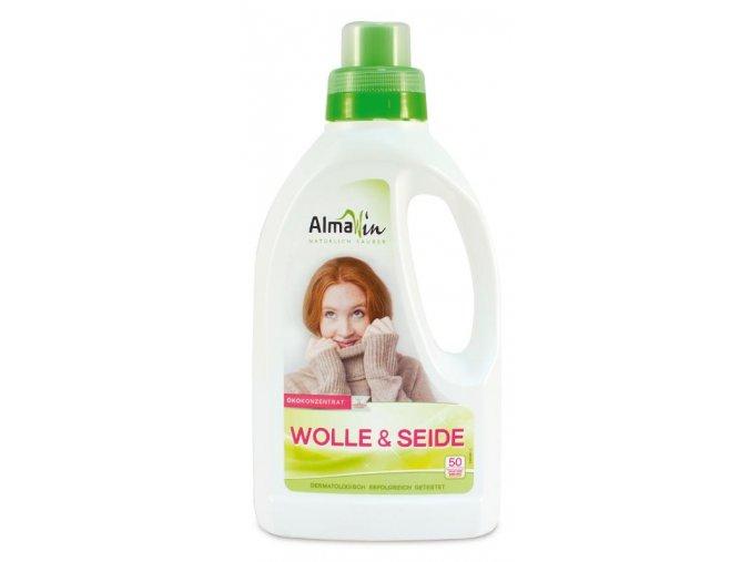 Prací gel na jemné prádlo 750 ml