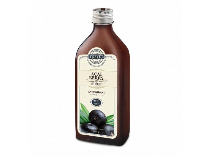 Bylinný sirup Acai berry 320g