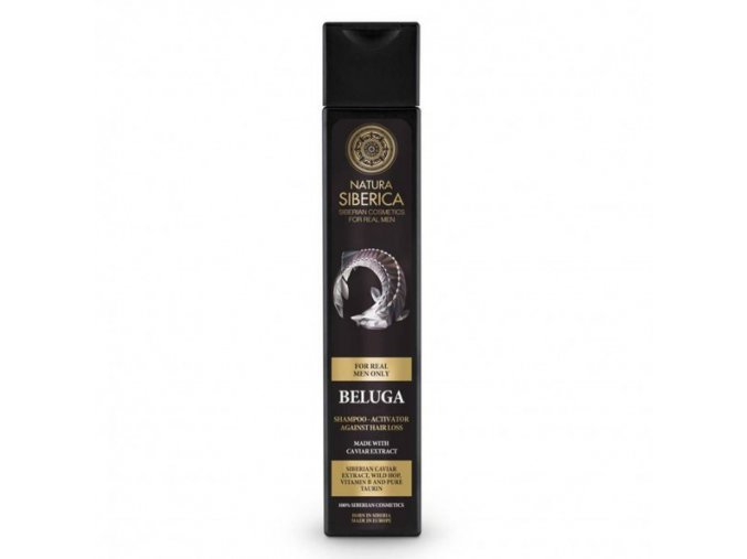 Šampon pro růst vlasů Beluga 250ml