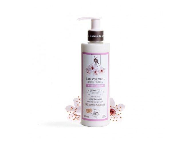 Tělové mléko Květy třešně (Fleur de cerisier) 250 ml